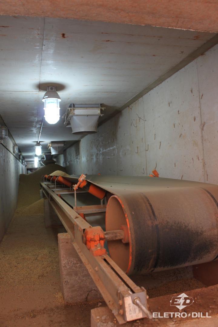 Iluminação Predial e Industrial