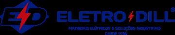 Logo Eletro Dill - A energia de bons negócios.